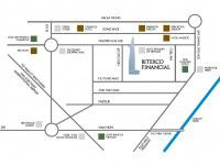 BFT location map
