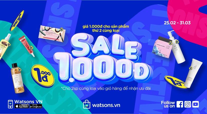 Watsons 1k